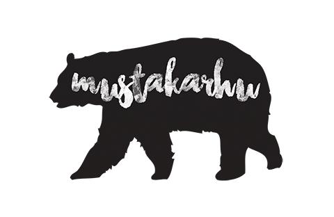 Mustakarhu on suomalaisen yrittäjän koti piilaaksossa