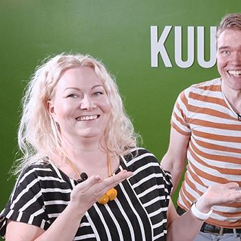 Oululaista osaamista ulkomaille viemässä - Kuulu Oy ja videotuotantoyhtiö Pohjonen Productions yhdistivät voimansa