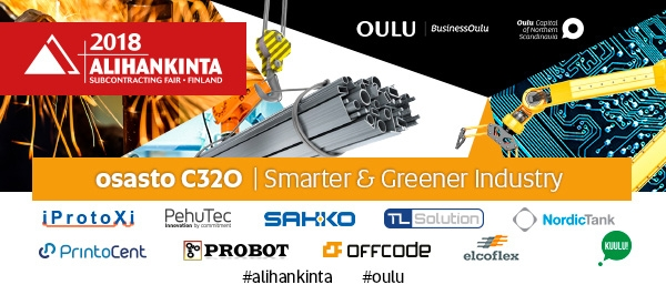 Alihankinta 2018 - Smarter and Greener industry