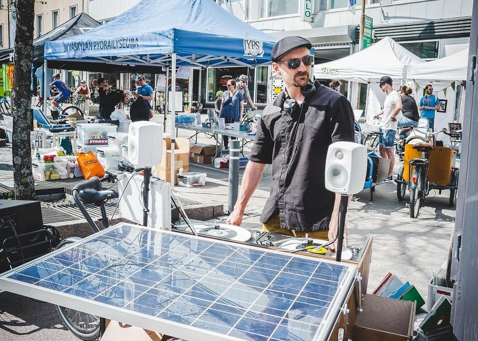 Innovaattorit haastetaan kehittämään kestäviä ratkaisuja Pohjois-Pohjanmaan tapahtumille
