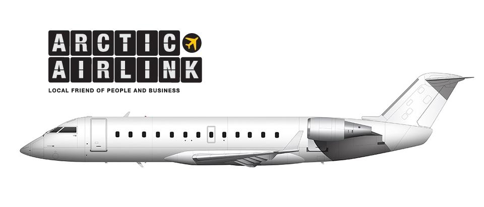 Arctic Airlink satsaa lentomukavuuteen, nopeuteen ja uuteen reittiin 15.3.2017 alkaen