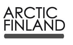 Arctic Finland -kysely yritysten arktisista tiedontarpeista