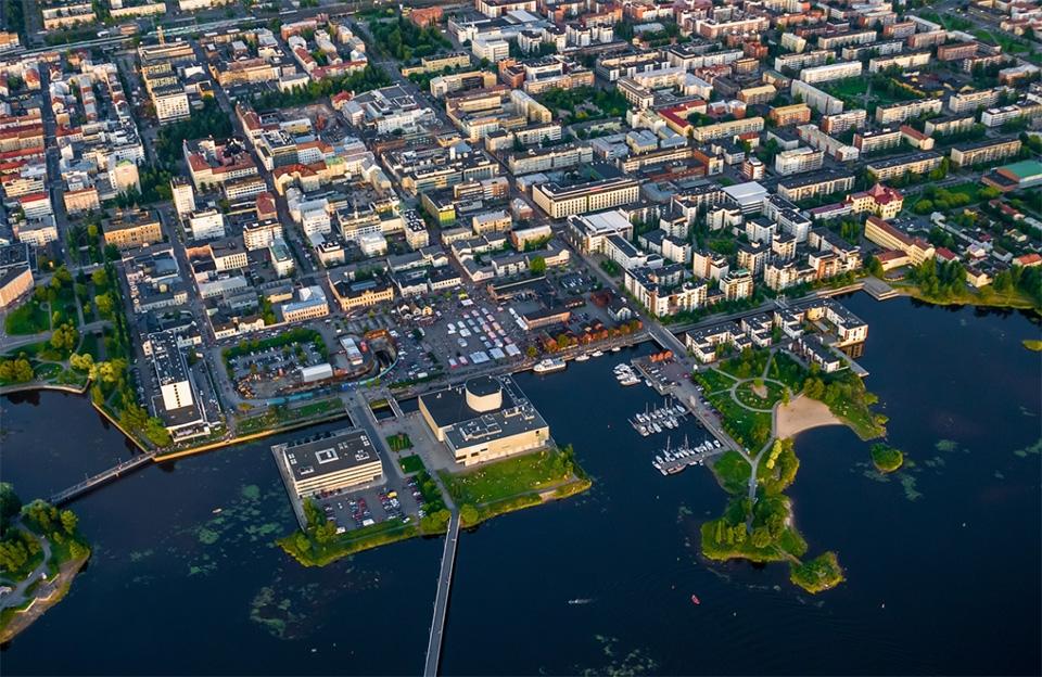 Datasta elävää Oulussa – avoimen datan kehittäjäyhteisö käynnistyy