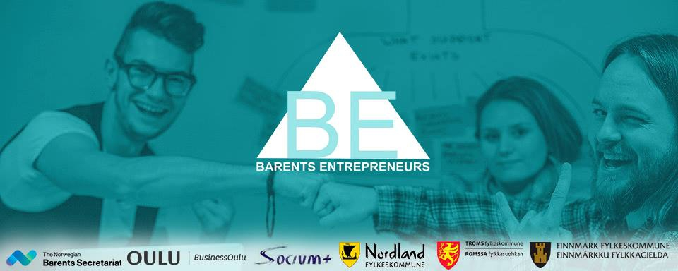 Barents Entrepreneurs meetup in Oulu 15-16.2. and Lulea 17-18.2.2017