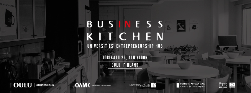 Business Kitchen moves to Linnanmaa campus