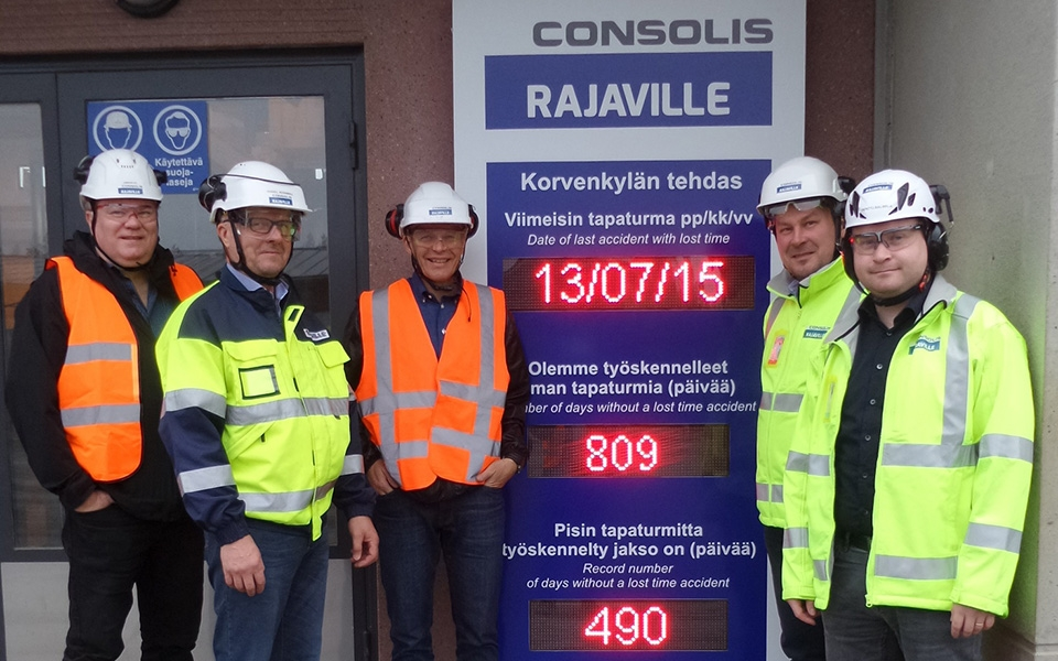 Norjalainen rakennusliike Consto BusinessOulun vieraana