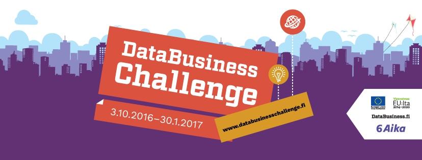 Kehitä digitaalisia palveluita avoimella datalla - kilpailu käynnissä!
