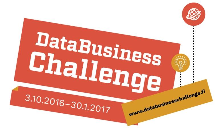 Tee kaupungista toimiva - DataBusiness Challenge käynnissä!