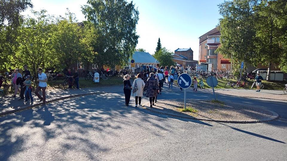 Oulun Designtorin myyjähaku käynnissä