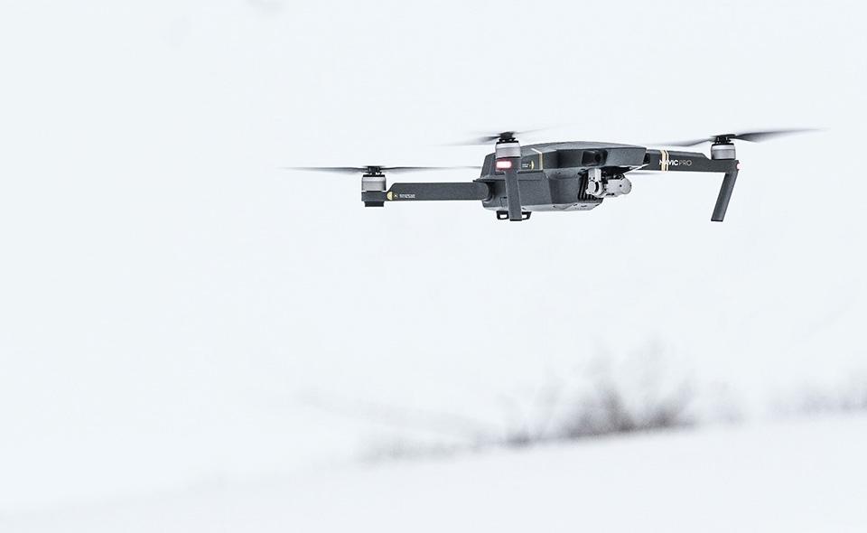 Arctic Drone Labs sai Digital Innovation Hub -hyväksynnän