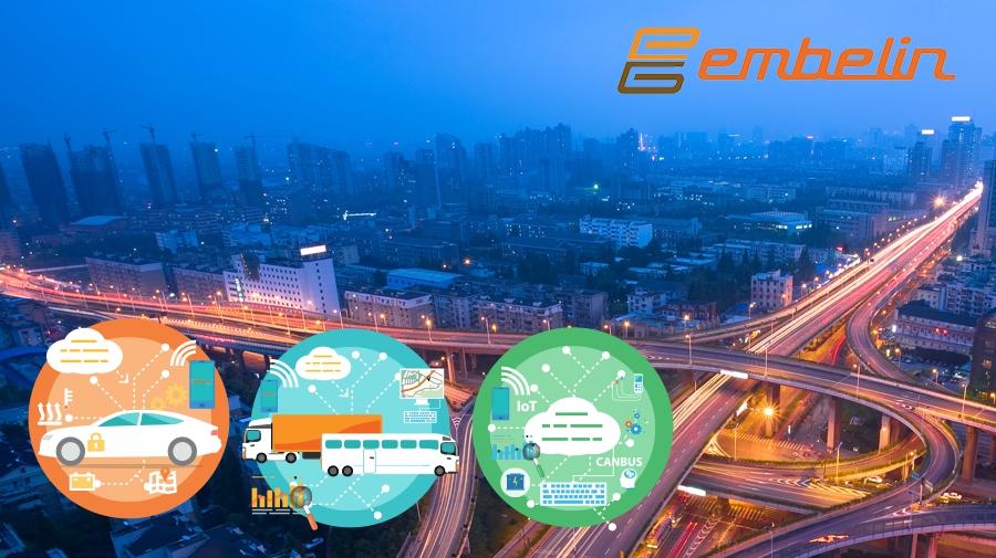 Embelin Oy:n toimittama IoT-ratkaisu osana palkittua Proventia NOxBUSTER® City -järjestelmää