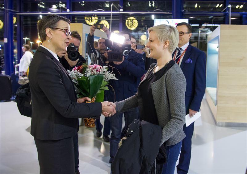 Miljoona, miljoona, miljoona matkustajaa: Finavian vuosi päättyy ennätyslukemiin!