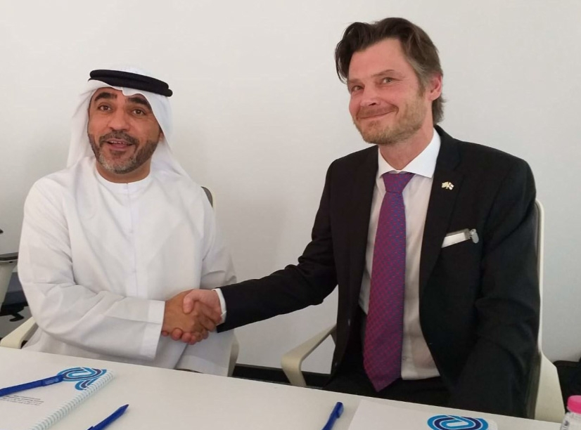 Flexbright go for the UAE market in co-operation with the emirate of Sharjah