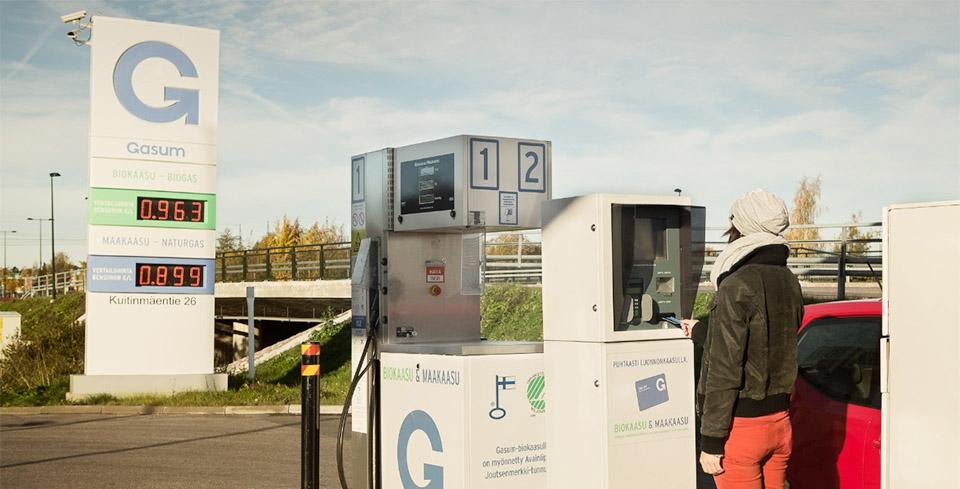 Gasum tuomassa biokaasu-, maakaasu- ja lng-ratkaisut Oulun alueelle