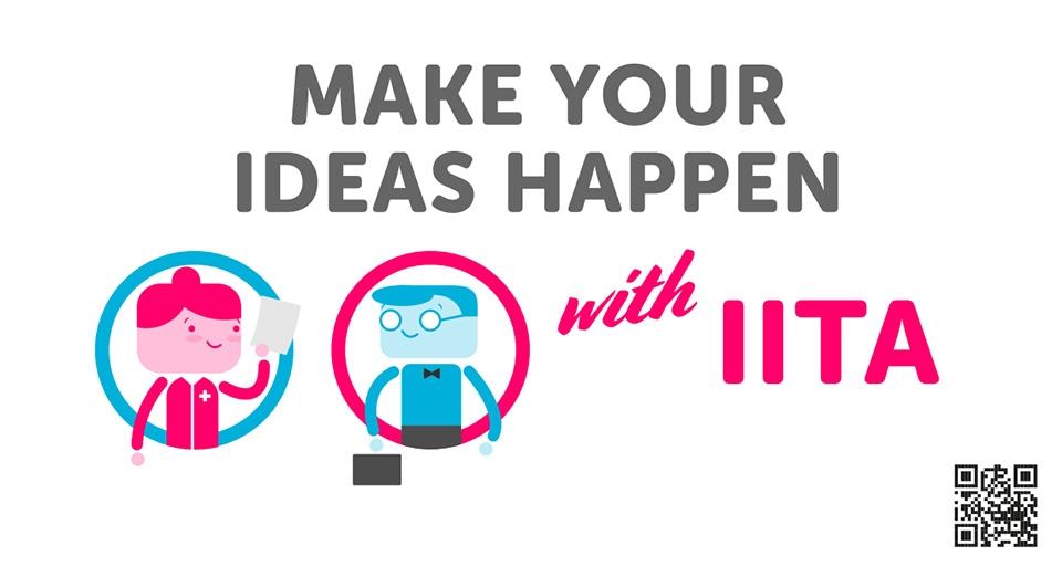 """Ideasta käytäntöön - """"Iita"""" kerää ideat talteen"""