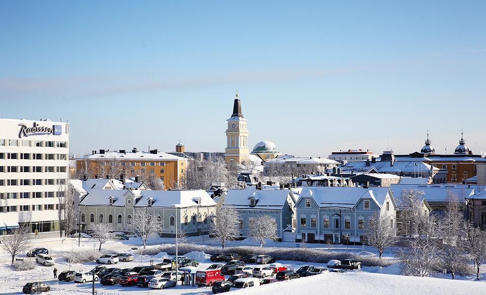 Ouluun halutaan lisää kansainvälisiä kongresseja