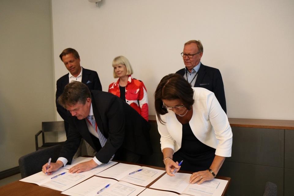 Ouluun uusi kumppanuusmalli työllisyyden edistämiseksi