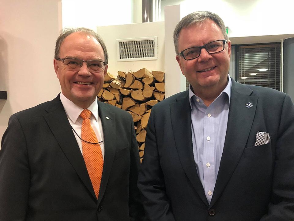 Oulun kauppakamari päätti onnistuneen juhlavuotensa syyskokouksessa – Timo Levo jatkaa puheenjohtajana