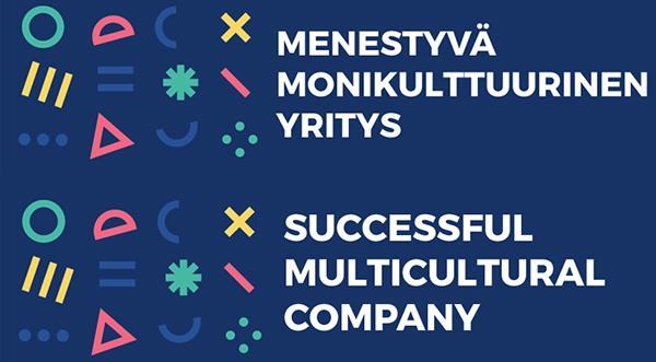 Menestyvät monikulttuuriset yritykset haussa – osallistu kilpailuun!