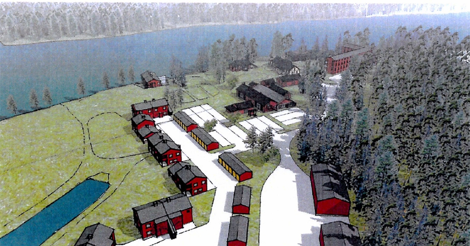 Maikkula Estate invests in 60 hotel and 40 cabin real estates