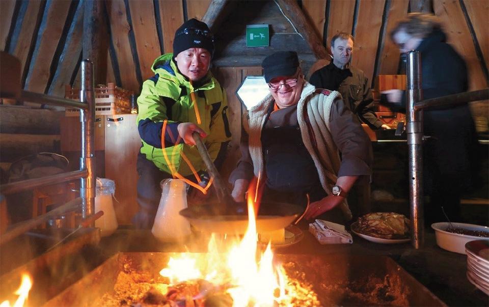 Tervetuloa vuoden 2017 matkailuparlamenttiin Kuusamoon!
