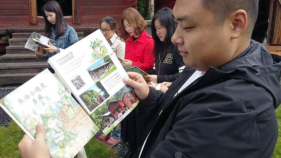 Matkanjärjestäjien kiinnostus Oulun seutuun kasvussa