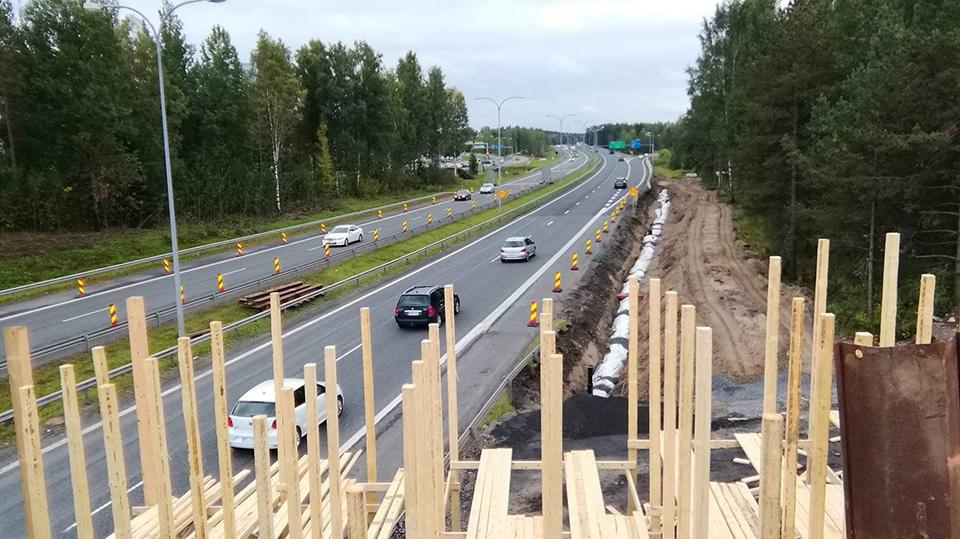 Liikenne lisääntyy – logistiikkainvestoinnit kasvussa Oulussa