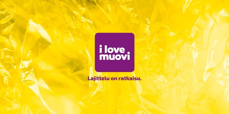 Tervetuloa mukaan I love muovi –kampanjaan!