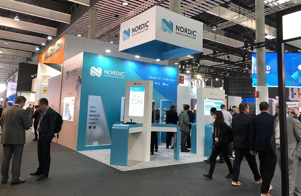 Oululainen IoT-osaaminen herätti kiinnostusta MWC-messuilla Barcelonassa