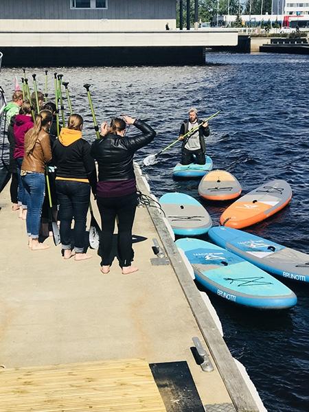 Oulu City Sights -tapahtuma keräsi yhteen matkailualan ammattilaisia