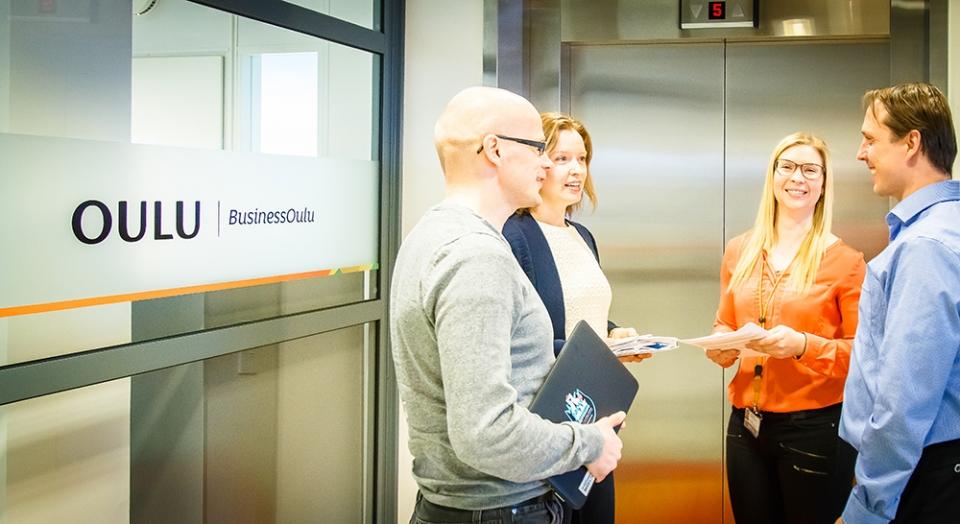 Yrityshakemisto Oulu Companies