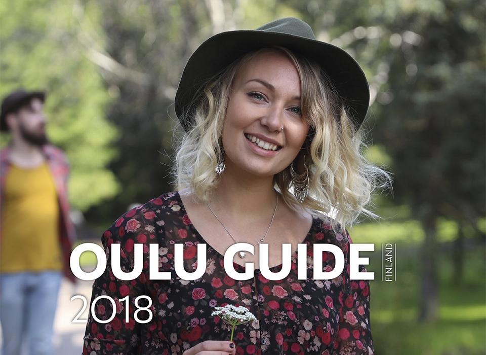 Oulu Guide muuttuu ympärivuotiseksi