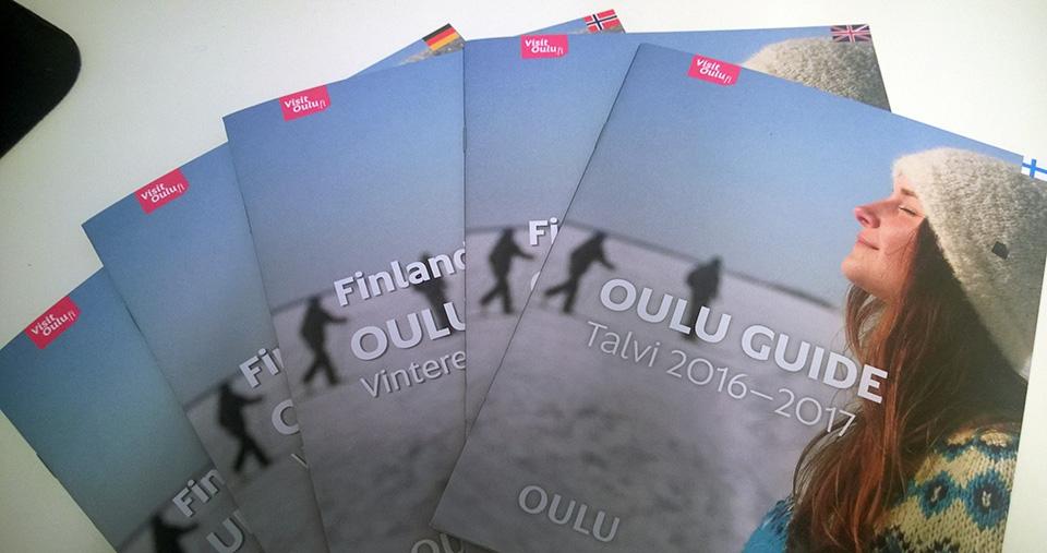Oulu Guide Talvi 2016-2017 ilmestyi