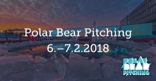 Polar Bear Pitchingin konferenssipäivän ohjelma on julkaistu!