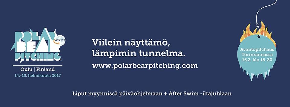 Polar Bear Pitching 2017