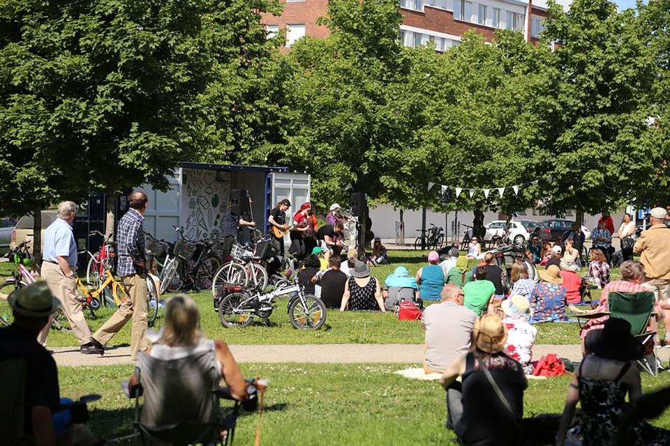 Oulun Puistopiknikit palaavat kesäkuussa