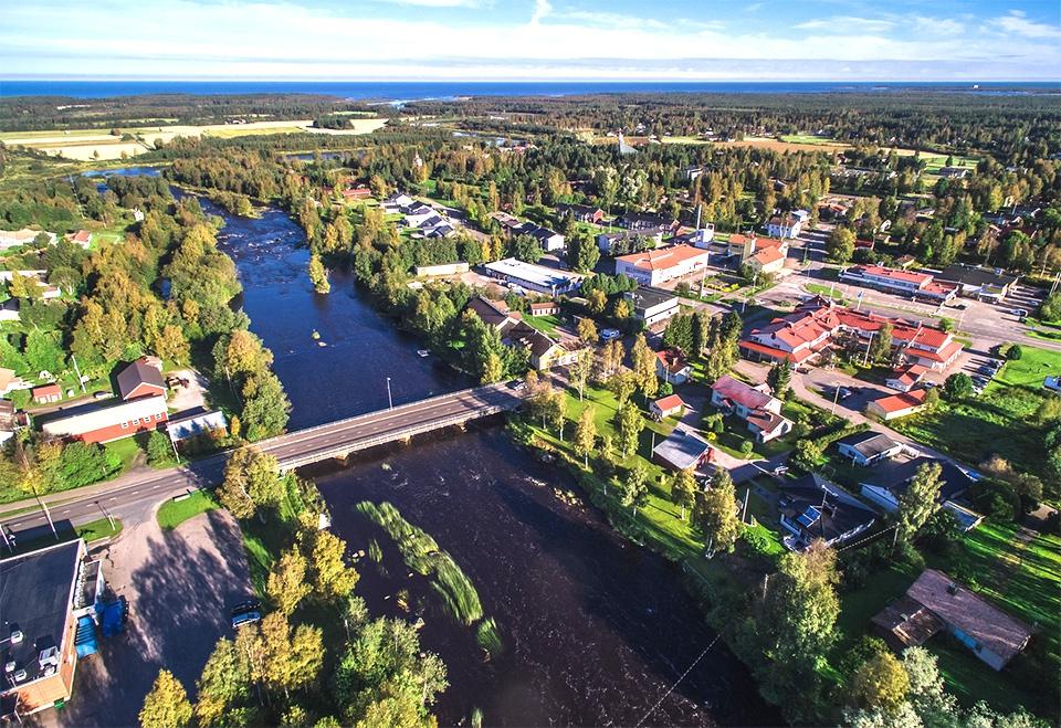 Pyhäjoen kunta ja Fennovoima tiedottivat 10. tammikuuta Pyhäjoki-talon aiesopimuksen allekirjoittamisesta