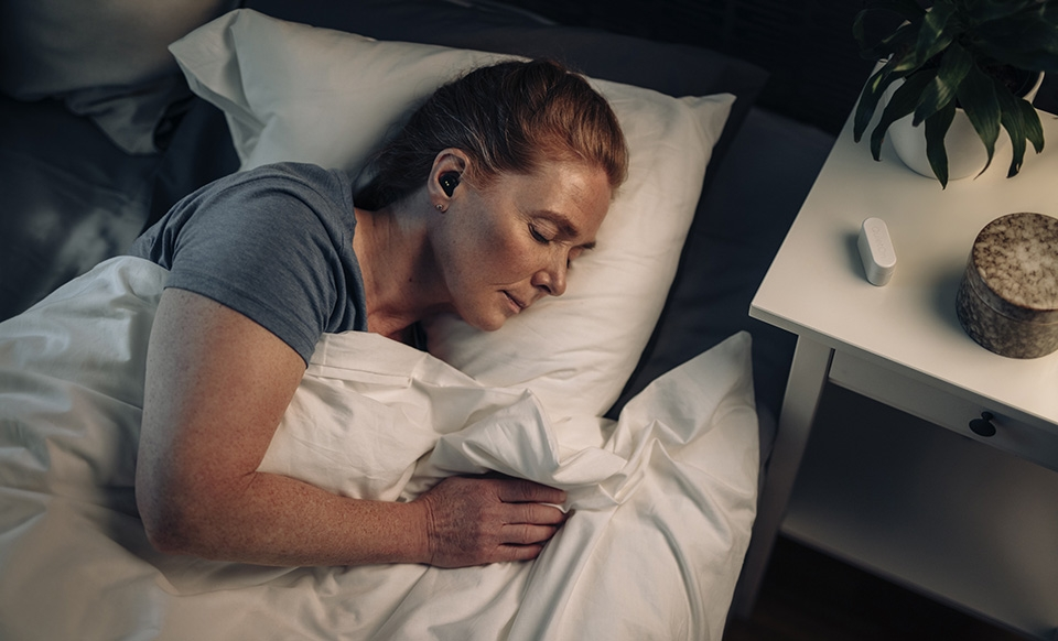 End of snoring – QuietOn brings super small and soft active noise cancelling earplugs