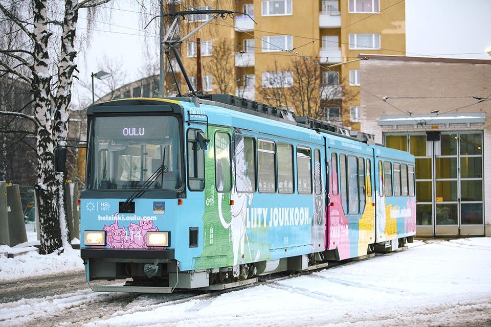 Oulu tulee taas – rehvakas imagokampanja saa jatkoa