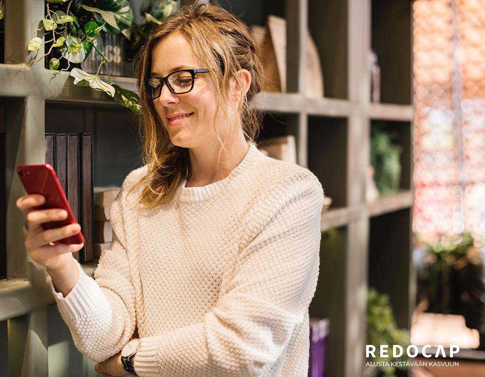 Redocap Oy tuo suurten yritysten digiratkaisut pk-yritysten käyttöön