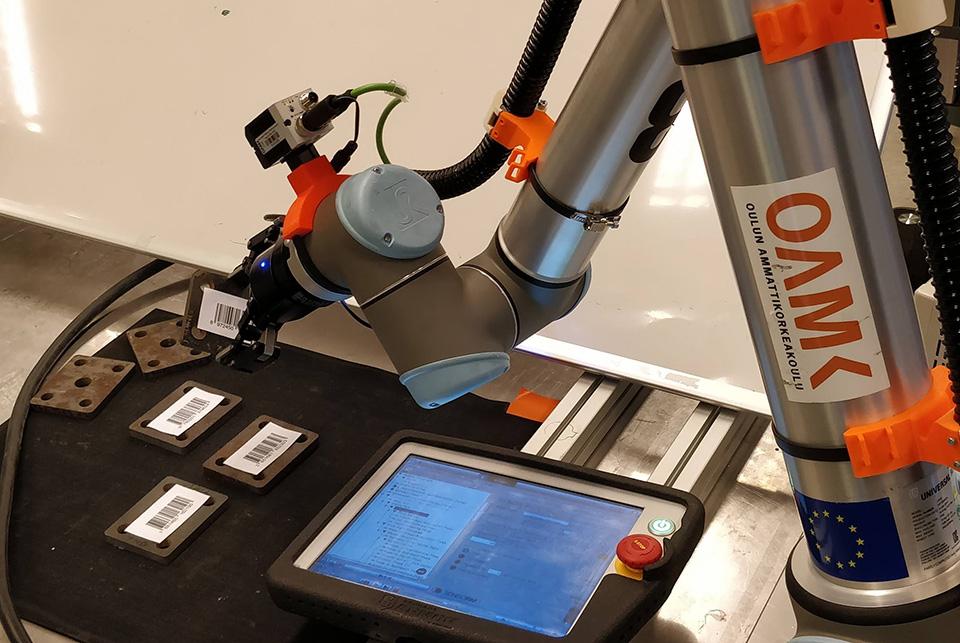 Hyötyisikö yrityksesi robotiikasta?