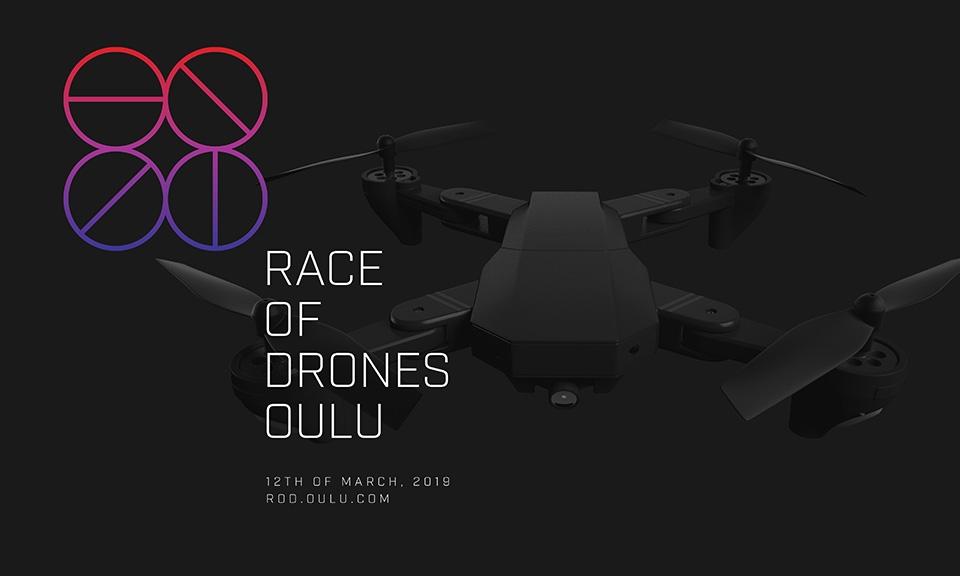 Dronelennätyksen maailmancup käynnistyy Oulusta
