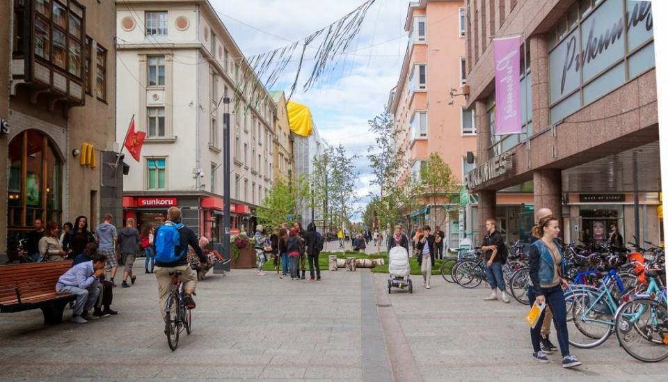 Uudisrakentaminen vilkasta – Oulun liiketilamarkkinat elpymässä