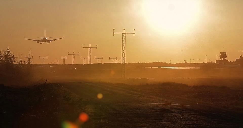 SAS lisää Oulun lentoja