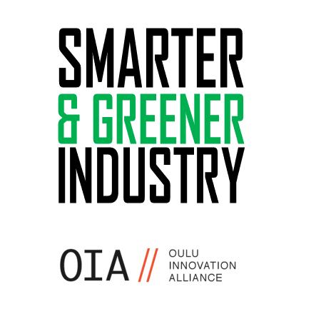 Smarter & Greener Industry ekosysteemi Oulussa
