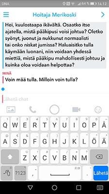 Snapchat-kokeilu jäi pysyväksi