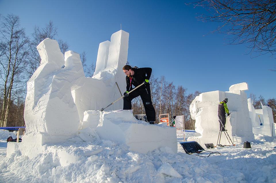 Nallikari Snow Fest hakee yleisöveistäjiä