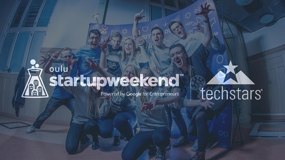 Startup Weekend Oulu on täällä taas!