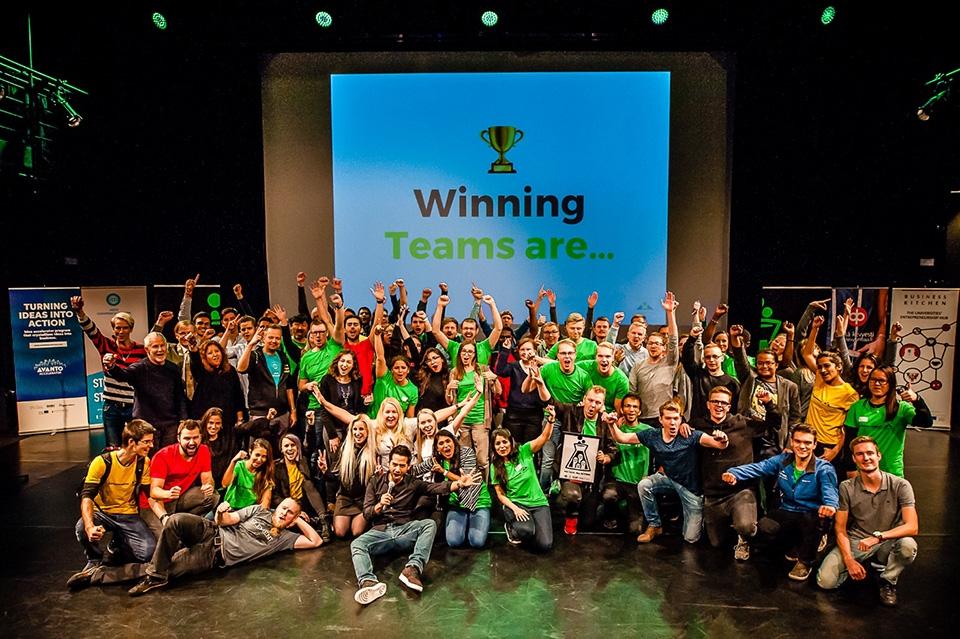 Startup Weekend Oulu oli jymymenestys
