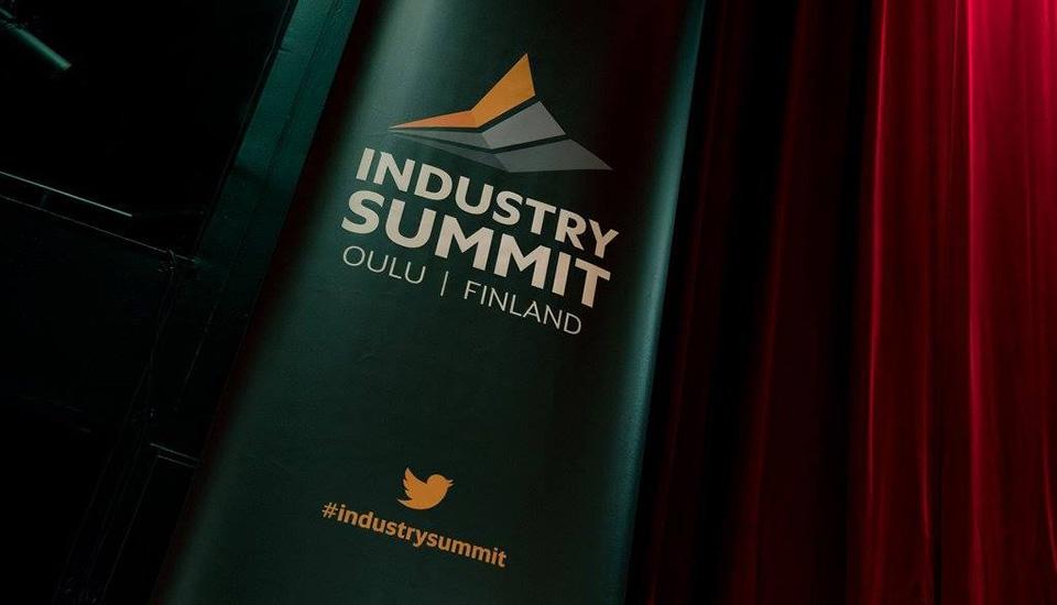 Industry Summit 2017 – tapahtumassa 550 osallistujaa